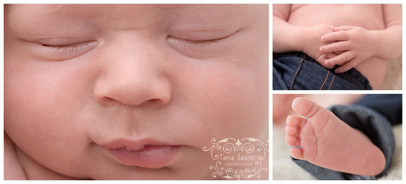 Collage of baby bits!