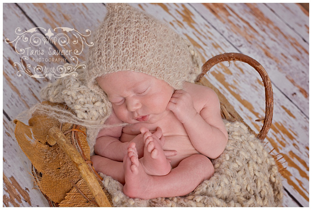 Montreal Newborn Photography | Baby Z